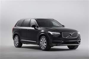 Volvo armours up the XC90