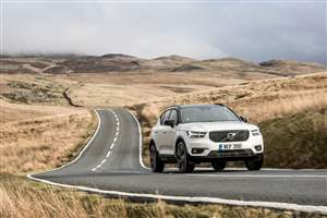 Trade title for Volvo XC40