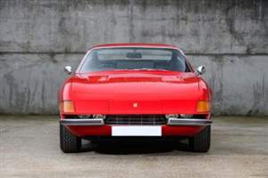 Elton's Ferrari for sale
