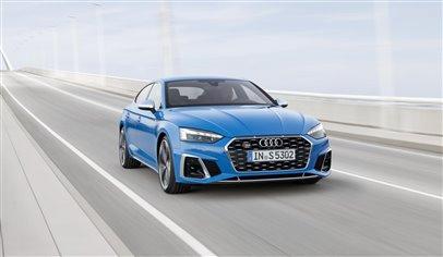 Audi A5 updated