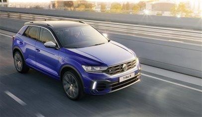 Volkswagen T-Roc R on sale