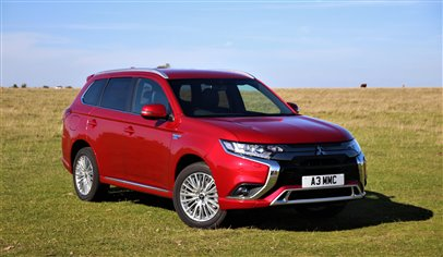 Outlander PHEV changes