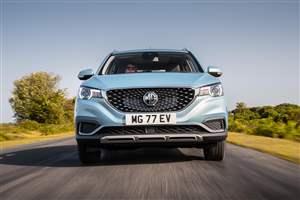 MG extend ZS EV offer