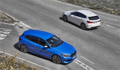 BMWs ace safety tests