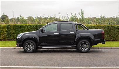 Special D-Max launched