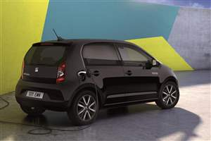 SEAT Mii electric now on sale