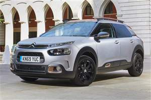 Citroen's £5k swappage offer