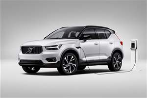 Volvo free electricity deal