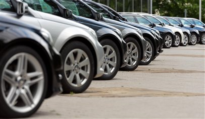 Rise in used car sales