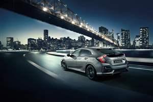 Honda Civic upgraded