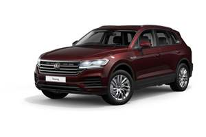 Touareg range expansion