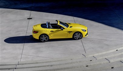 Merc-Benz SLC released