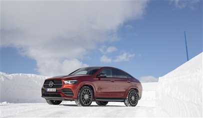 Mercedes launch GLE Coupe