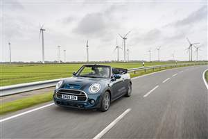 Exclusive MINI convertible