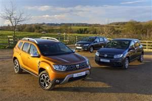 Dacia dual-fuel option