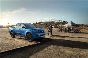 Range-topping Nissan Navara