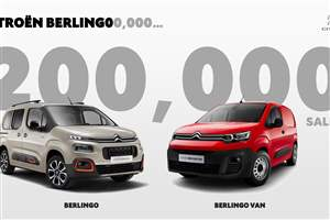 Berlingo sales success
