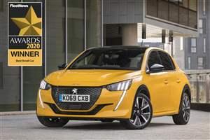 Peugeot: Double award