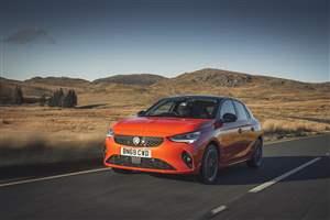 New Corsa finance offer