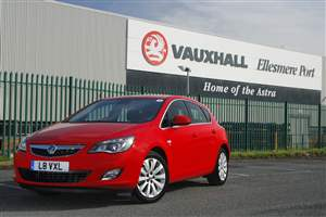 Vauxhall plants to shutdown