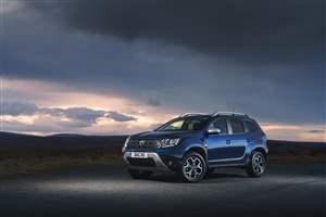 Dacia's online ease