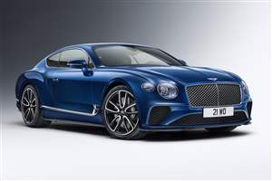 New Bentley styling package