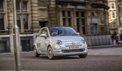Fiat 500 Pay-as-you-Go