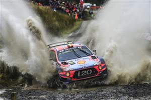 Wales Rally GB cancelled