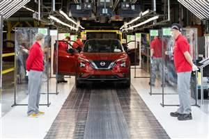 Nissan restarts