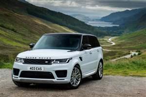 Range Rover Sport updates