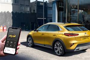 Kia launch new app