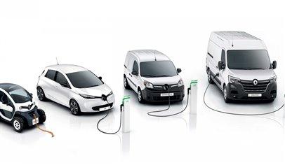 Renault hit EV sales landmark
