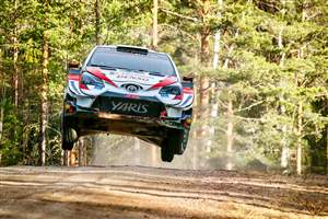 WRC gears up for restart