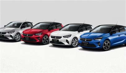 Vauxhall make Corsa changes