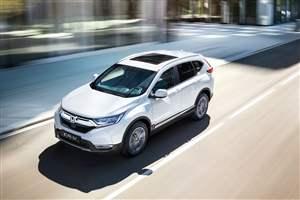 Honda CR-V Hybrid updates