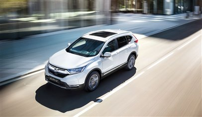 Honda CR-V Hybrid updates