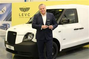 UK-built E-Van nets award