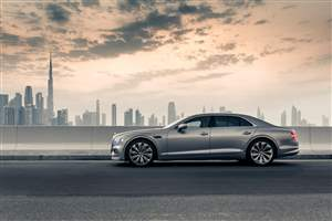 Bentley sales boom in 2020