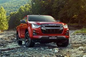 All-new Isuzu D-Max on the way