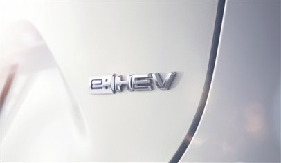 Hybrid power for HR-V