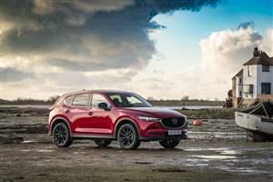 Mazda CX-5 updates