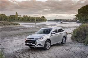 Outlander PHEV success