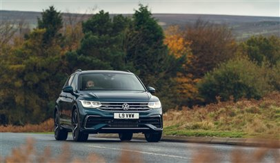 New Tiguan engines