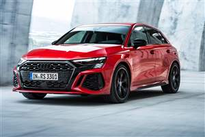 New Audi RS 3 unveiled