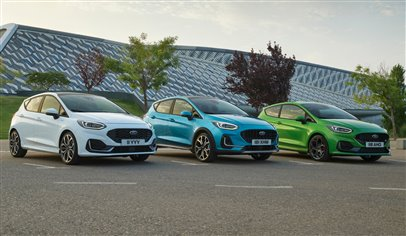 Ford Fiesta updated for 2021