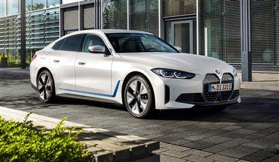 BMW i4 on sale now