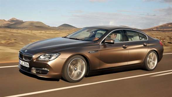 Bmw Set To Expand 6 Series Range New Release Car News Dec 2011