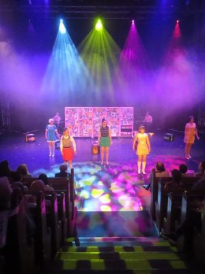 SHOUT! - THE MOD Musical - 2015 - Lighting Design ©Adam Murdoch · By: Andrew McKay
