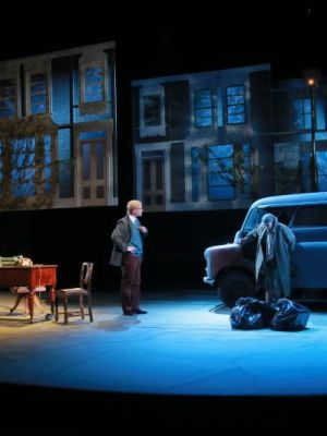 The Lady in the Van, PITLOCHRY FESTIVAL THEATRE