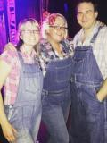 Stage Management in Costume, 'Love Me Tender' · By: Christina Hostad